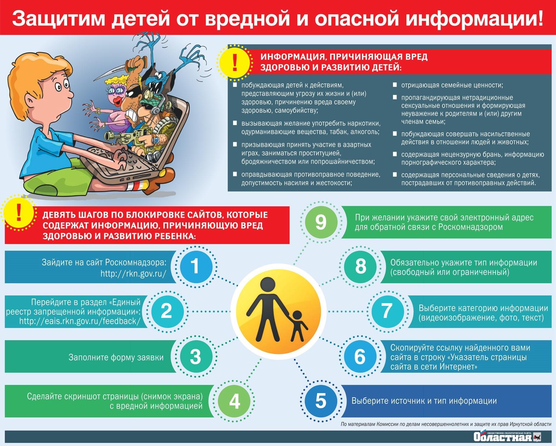 О защите детей 17